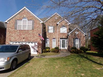 Hendersonville Single Family Home For Sale: 180 Chesapeake Harbor Blvd
