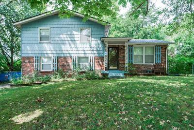 Nashville Single Family Home For Sale: 187 Townes Dr