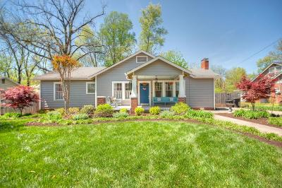 Murfreesboro Single Family Home Under Contract - Showing: 206 1st Ave