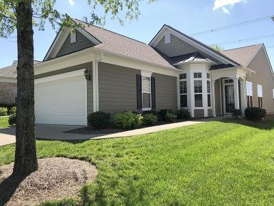 Mount Juliet Single Family Home For Sale: 502 Inaugural Dr
