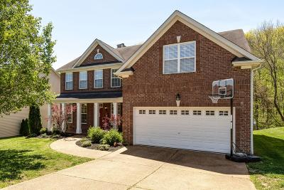 Hendersonville Single Family Home Under Contract - Showing: 161 Trail Ridge Dr