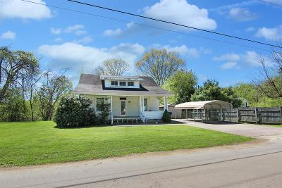 Dover Single Family Home Under Contract - Not Showing: 102 Cedar St