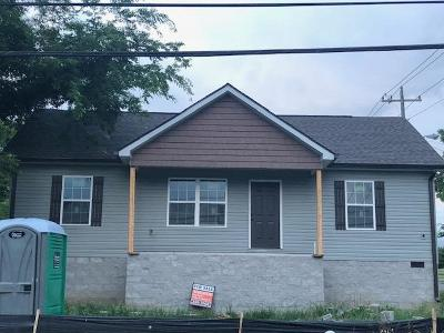 Lewisburg Single Family Home For Sale: 462 5th Ave N