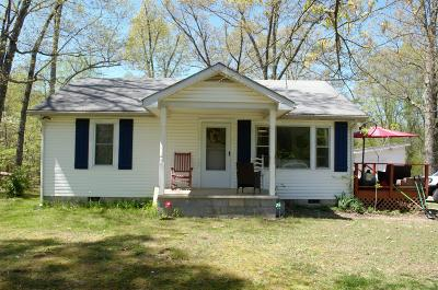 Clarksville Single Family Home For Sale: 811 York Rd