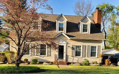 Murfreesboro Single Family Home For Sale: 1323 Richland Pl