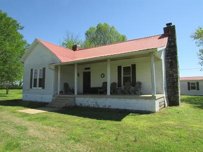 Columbia Single Family Home For Sale: 7035 Old Zion Rd