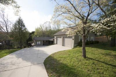 Estill Springs Single Family Home For Sale: 110 Holly Tree Dr