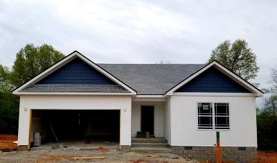 Clarksville Single Family Home For Sale: 309 Autumn Creek