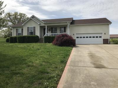Chapmansboro Single Family Home Under Contract - Not Showing: 1005 Lillard Williams Rd
