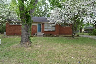 Rutherford County Single Family Home Under Contract - Not Showing: 1023 Olympia Pl