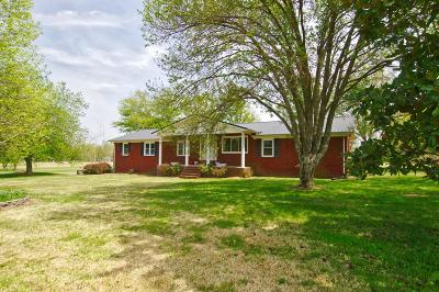 Cannon County Single Family Home For Sale: 165 Davenport Ln