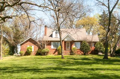Nashville Single Family Home For Sale: 3300 Lealand Ln