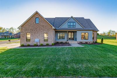 Clarksville TN Single Family Home For Sale: $449,900