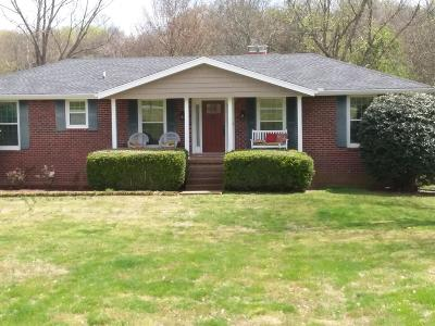 Wilson County Single Family Home For Sale: 274 Cooks Rd
