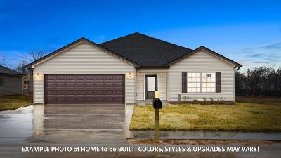 Clarksville Single Family Home For Sale: 354 Liberty Park