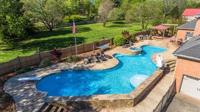 Franklin Single Family Home Active Under Contract: 2103 Oakbranch Cir