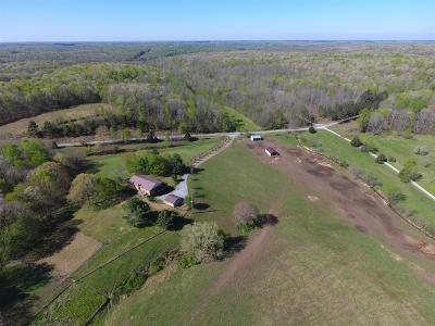 Houston County Single Family Home For Sale: 999 Deep Cut Rd