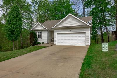 Clarksville Single Family Home For Sale: 340 Chalet Cir