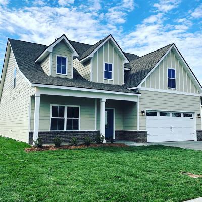 Murfreesboro Single Family Home For Sale: 4121 Stark St