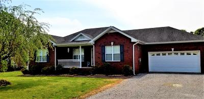 Smithville Single Family Home Under Contract - Showing: 130 Big Hickory Ct