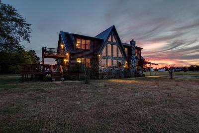 Rutherford County Single Family Home For Sale: 6260 Hoover Rd