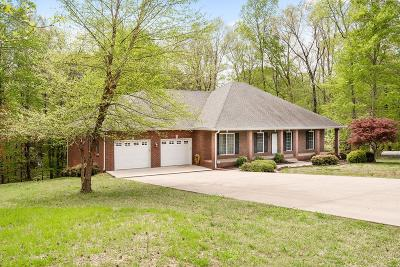 Clarksville Single Family Home Under Contract - Showing: 870 Steel Springs Rd