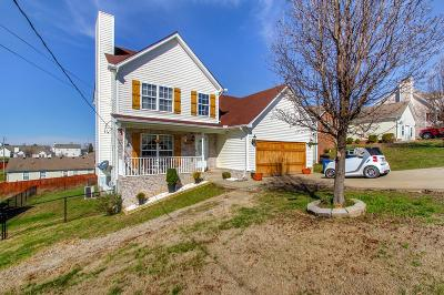 Lavergne Single Family Home For Sale: 7015 Zither Lane
