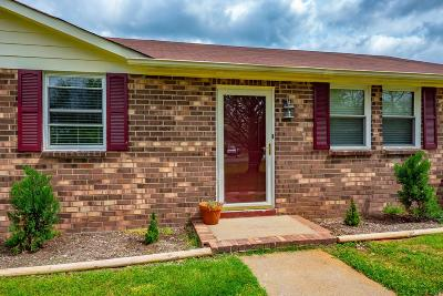 Rutherford County Single Family Home For Sale: 7822 Clearwater Ct