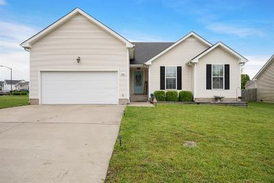 Arbour Greene South Single Family Home Under Contract - Not Showing: 867 Cindy Jo Ct