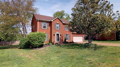Franklin Single Family Home Under Contract - Showing: 168 Cavalry Dr