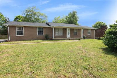 Hermitage Single Family Home For Sale: 4443 Andrew Jackson Pkwy