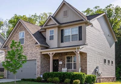 Spring Hill  Single Family Home Active Under Contract: 1020 Timbervalley Way