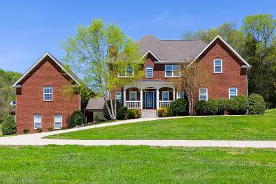 Franklin  Single Family Home For Sale: 1476 Coleman Rd