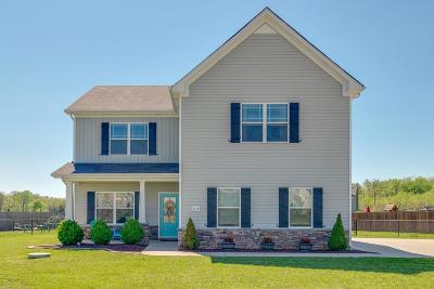 Murfreesboro Single Family Home Under Contract - Showing: 1119 Starhurst Dr