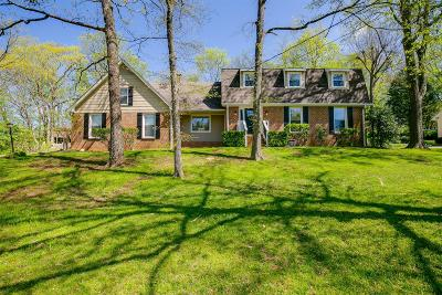 Hendersonville Single Family Home For Sale: 146 Nathan Forest Dr