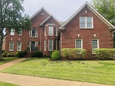 Williamson County Single Family Home Under Contract - Showing: 581 Crofton Park Ln