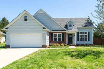 Smyrna Single Family Home Under Contract - Showing: 830 Hammersmith Dr