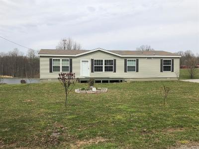 Monteagle Single Family Home For Sale: 395 Hardbarger Rd