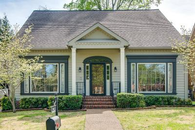 Nashville Single Family Home For Sale: 105 Postwood Pl