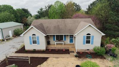 Sumner County Single Family Home Under Contract - Showing: 213 Hester Rd