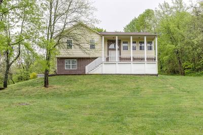 Columbia Single Family Home For Sale: 1489 Center Star Rd