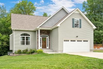Clarksville TN Single Family Home For Sale: $259,900
