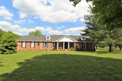 Mount Juliet Single Family Home For Sale: 495 Ridgeview Dr