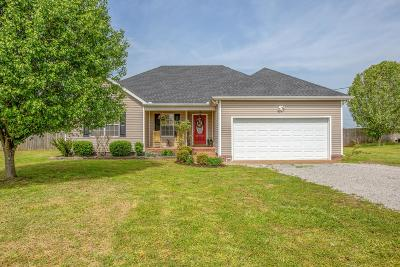 Lewisburg Single Family Home Under Contract - Showing: 2627 Forrest Run Dr