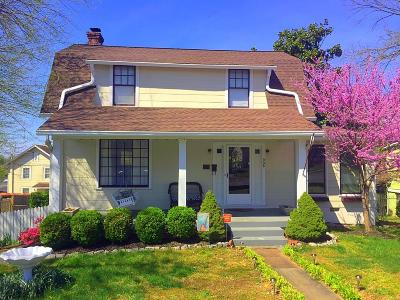 Old Hickory Single Family Home For Sale: 908 Clarke St