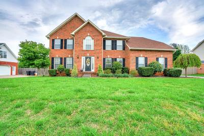 Single Family Home Under Contract - Showing: 1719 Joben Dr