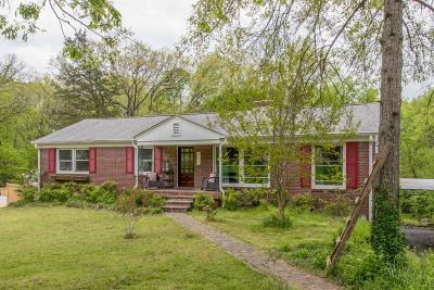 Nashville Single Family Home For Sale: 711 Starlit Rd