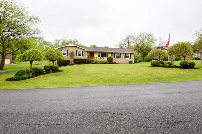 Hendersonville Single Family Home For Sale: 109 Fairways Dr