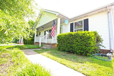 Clarksville TN Single Family Home For Sale: $129,999