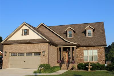 Estill Springs Single Family Home Under Contract - Not Showing: 26 Starboard Ct